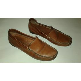 Zapatos Hombre Niño Mocasines Cuero Hush Puppies Talle 36