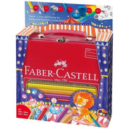Lapices Faber Castell Grip Jumbo Set X18