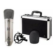 Behringer B2 Pro Micrófono De Condensador Diafragma De 1