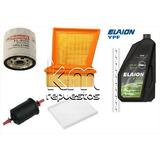 Kit Filtros Originales + F50e Ford Fiesta Kinetic 1.6 2013/.