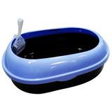 Sanitário Caixa De Areia Ou Banheiro Para Gatos Pet-24 Weste