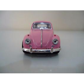 Miniatura Em Metal Carro Antigo Fusca Beetle 1967