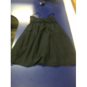 Vestido Casual Negro Talla 12/m Nuevo Marca Volcom