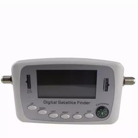 Localizador De Satélite Finder Digital Gs-500 Dvb-s E Dvb-s2