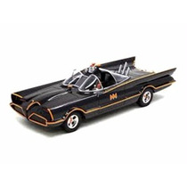 Miniat Batmóvel Batman Classic Tv Series 66 1:24 Hot Wheels