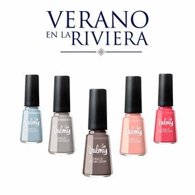 Esmalte Verano En La Rivera Kit De 6 Unidades Valmy