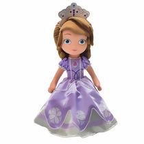 Boneca Princesa Sofia - Princesinha Encantada Musical Multib