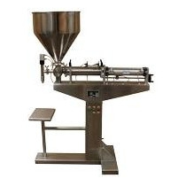 Llenadora Liquidos Semiautomatica Con Pedal De 10 A 100 Ml