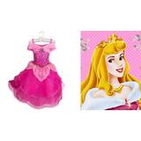 Fantasia Princesa Aurora - Bela Adormecida Original Disney