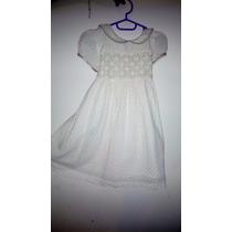 Hermosísimo Vestido De Niña Original Epk