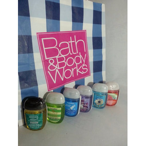 Anti Bacterial Hand Gel Bath And Body Works Fragancia Mujer