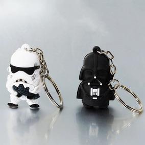 Chaveiro Star Wars - Stormtrooper E Darth Vader!