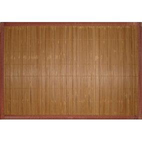 Tapete Bambú Slim 50x80 Cm X 2 U! Ahorra! Colores Varios!