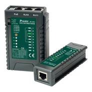 Tester De Red Redes Probador Cable Líneas Proskit Mt-7064