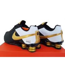 Tenis Nike Shox Deliver 4 Molas Masculino Original Importado