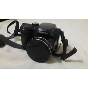 Câmera Samsung Wb100 Semi Profissional Perfeita