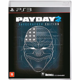 Pay Day 2 Play Station 3 Ps3 Nuevo-fisico-original