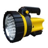 Lanterna Kala Holofote Recarregavel 36 Leds Bivolt Original