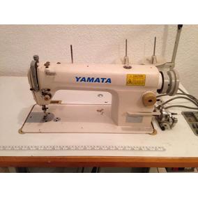 Máquina De Coser Recta Yamatta Semi-industrial