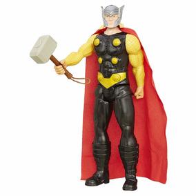 Figura De Acción De Thor, Saga Titan Heroes De Marvel