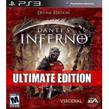 Dante S Inferno Ultimate Edition Ps3 Playstation 3