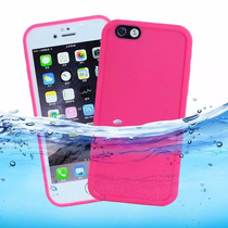 Funda Case Contra El Agua Para Iphone 6, 6s Y 6 Plus