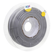 Filamento Pla 1,75 Mm | 500g | Cinza Claro (nintendo)