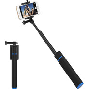 Sabrent Bluetooth Selfie Stick With Built-in 5200mah Battery