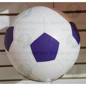 Pelota Balón Blanco Pvc 220 Grs. Mayoreo Campañas Publicidad