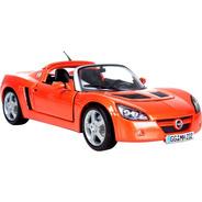 Opel Speedster 1:18 Maisto Carros Miniaturas Réplicas