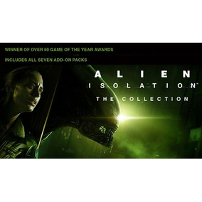 Alien: Isolation The Collection Cu. Principal Digital Ps4