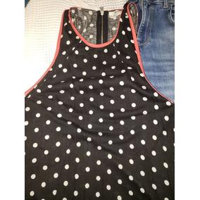 Camisa Franelilla Zara Damas