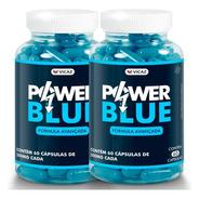 Power Blue Ereção Prolongada 500mg 2 Unidades