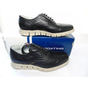 Zapatos Punteados Suela Serrucho Hombre Boating