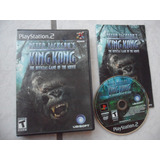 King Kong Completo Para Tu Ps2 En Español