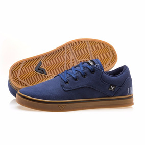 Tênis Vibe Roots Azul Vs62b
