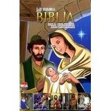 Libros Infantil Mi Primera Biblia Para Colorear Autor: Sin A