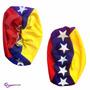 Forro Para Casco Moto Bandera De Venezuela