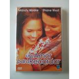 Um Amor Para Recordar - Dvd Com Mandy Moore - Ótimo Estado!