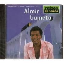 Cd Almir Guineto Raízes Do Samba 18 Sucessos 7892141631167