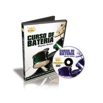 Curso De Bateria Dvd Vídeo Aula Mauricio Barbosa Volume 2