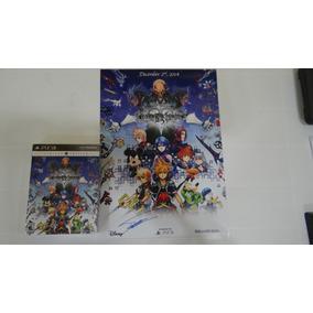 Kingdom Hearts Hd 2.5 Remix - Edição Especial - Ps3