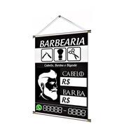 Banner Pronto Barbearia