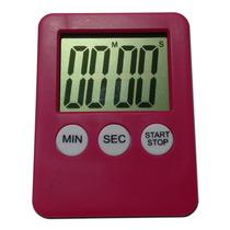 Timer Digital De Cozinha Imã - Temporizador - Cronômetro Rs