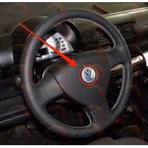 Emblema Volante Vw Volkswagen Golf Fox Gol Jetta Touareg