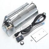 Gas Chimenea Ventilador Ventilador Kit Fbk-200 Para Rotom...