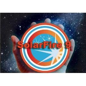 Solar Fire V9.018 - Ingles - Astrologia Ultima Version!!
