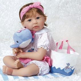 Boneca Reborn Paradise Galleries Real Life Baby Bebe