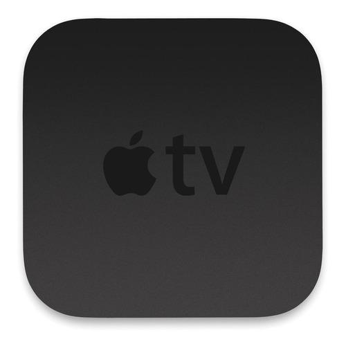 Apple TV 3rd Generation Rev. A A1469  estándar Full HD 8GB  negro con 512MB de memoria RAM