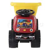 Volqueta Bambam Constructora Vehículo Juguete Juego Niños